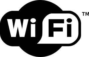 FREE wi-fi for customer use.